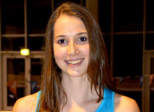 Lina Ahorner